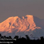 Taupo, Ohakune, and skiing on Mt Ruapehu