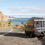 Weekend in Cape Palliser & First Weekend in Van