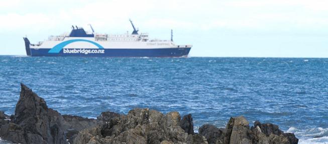South Island Ferry