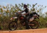 Baja Boy (or should that be Darren's Motorcycle Diaries)